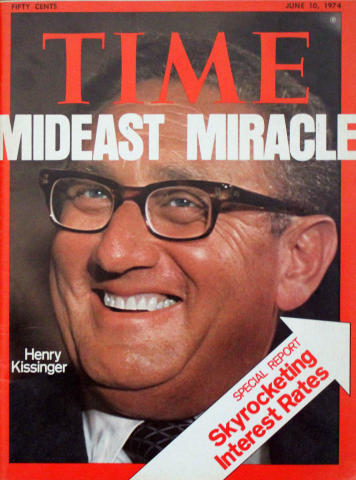 Time Magazine June 10, 1974