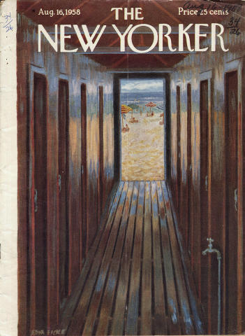 The New Yorker August 16, 1958
