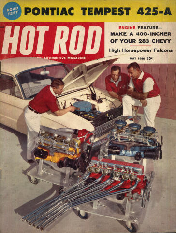 Hot Rod Magazine May 1960