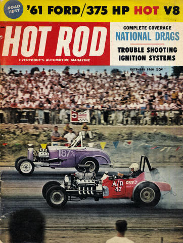 Hot Rod Magazine December 1960