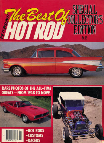 Hot Rod Special Collector's Edition