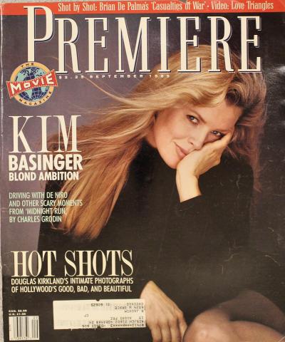 Premiere Magazine September 1, 1989