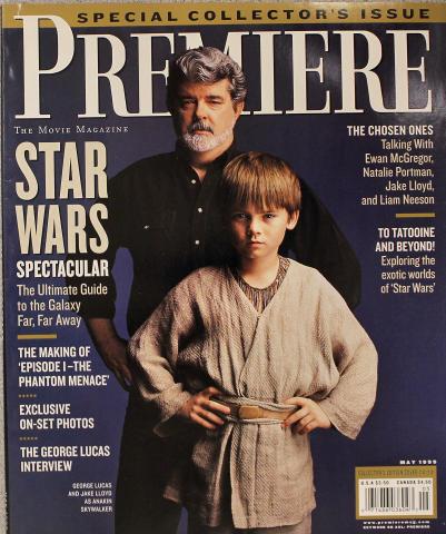 Premiere Magazine May 1, 1999