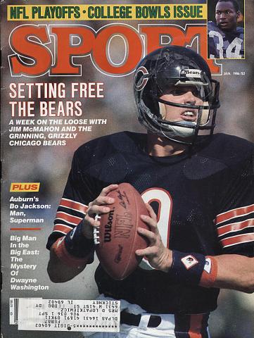 Sport Magazine January 1986
