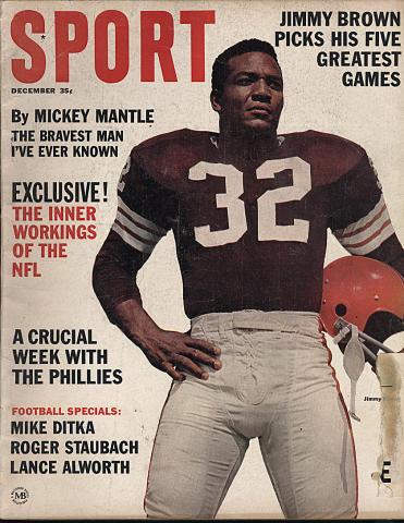 Sport Magazine December 1964