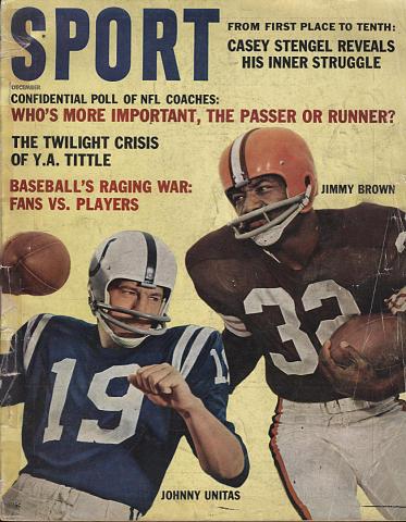 Sport Magazine December 1962