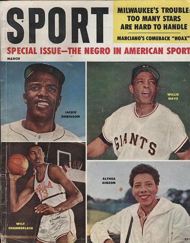 Sport Magazine March 1960