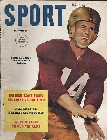 Sport Magazine January 1954