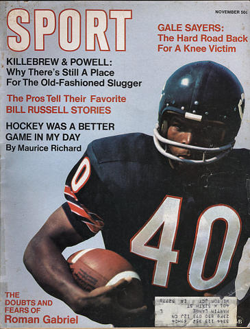 Sport Magazine November 1969