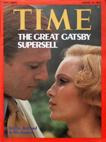 Time Magazine March 18, 1974