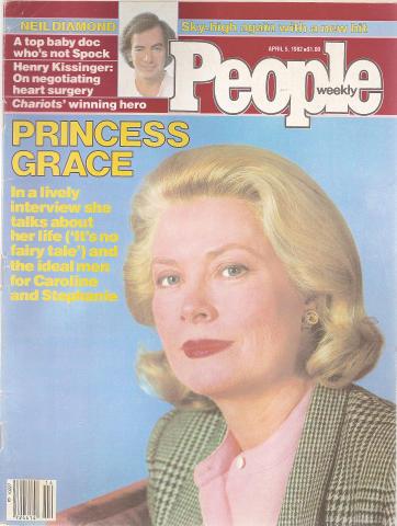 People Magazine April 5, 1982