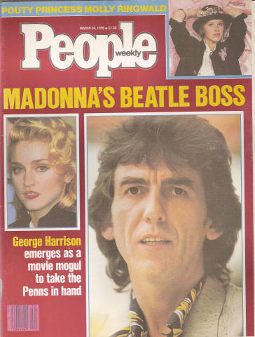 People Magazine March 24, 1986