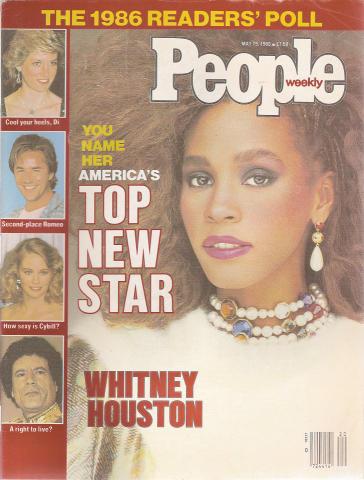 People Magazine May 19, 1986