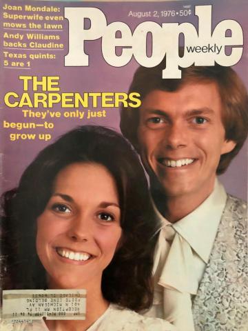 People Magazine August 2, 1976