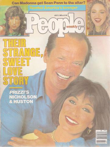 People Magazine July 8, 1985