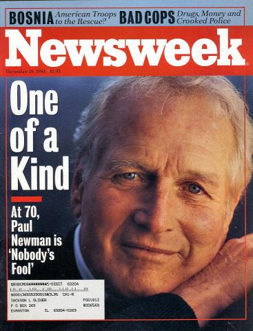 Newsweek Magazine December 19, 1994