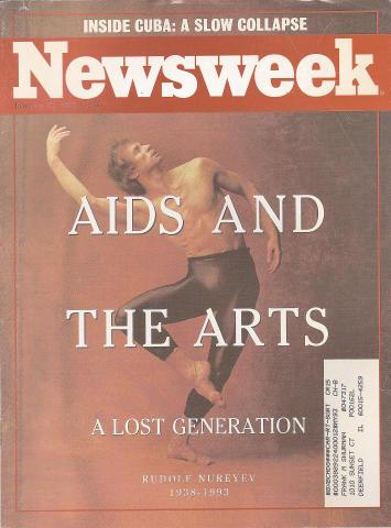 Newsweek Magazine January 18, 1993