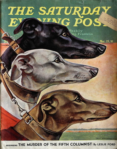 The Saturday Evening Post March 29, 1941
