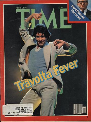 Time Magazine April 3, 1978