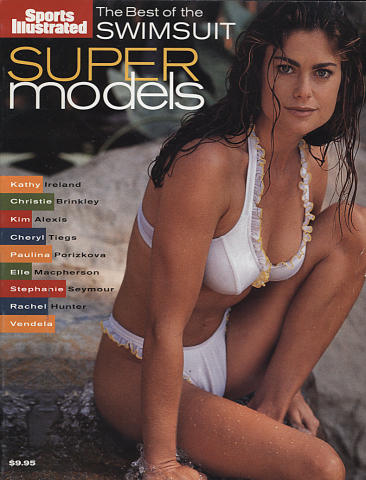 Sports Illustrated The Best Of The Swimsuit Supermodels 1994