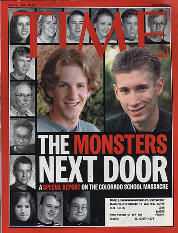 Time Magazine May 3, 1999