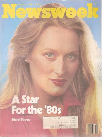 Newsweek Magazine January 7, 1980