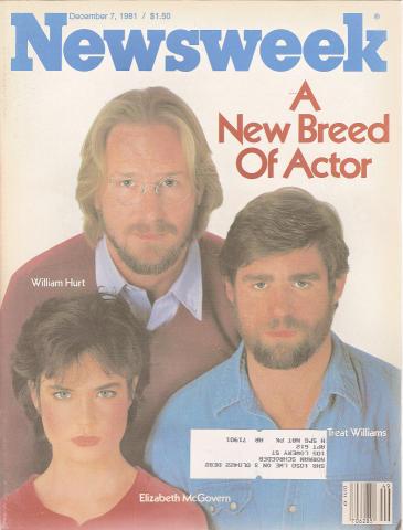 Newsweek Magazine December 7, 1981