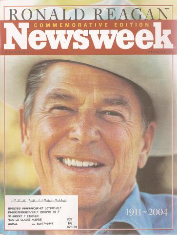 Newsweek Magazine June 14, 2004