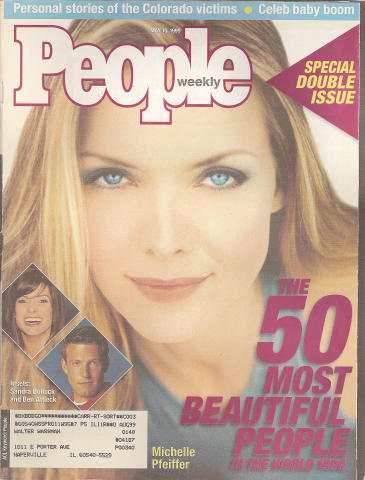 People Magazine May 10, 1999