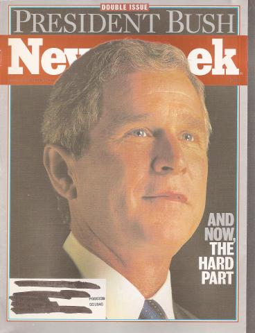 Newsweek Magazine December 25, 2000