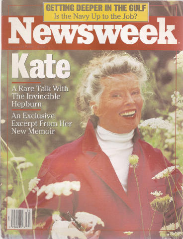 Newsweek Magazine August 31, 1987