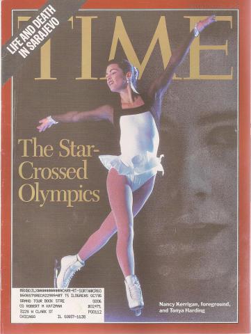 Time Magazine February 21, 1994