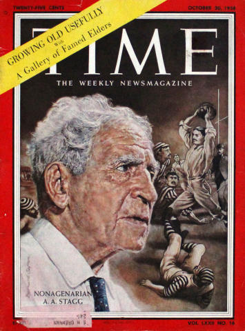 Time Magazine October 20, 1958