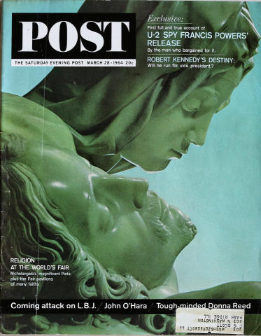 The Saturday Evening Post March 28, 1964