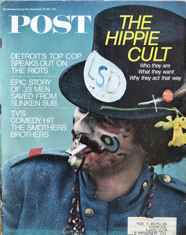 The Saturday Evening Post September 23, 1967