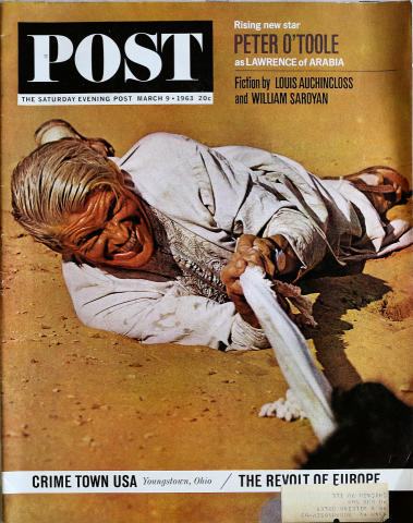 The Saturday Evening Post March 9, 1963