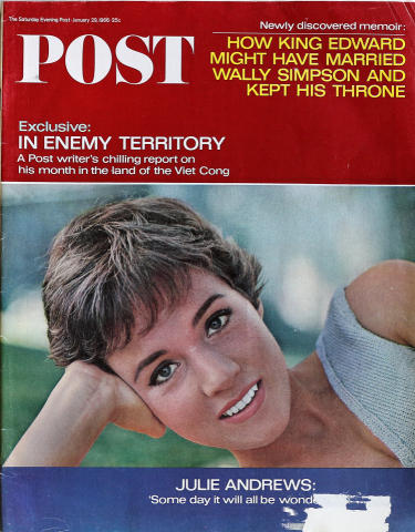 The Saturday Evening Post January 29, 1966