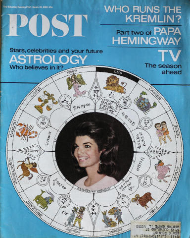 The Saturday Evening Post March 26, 1966