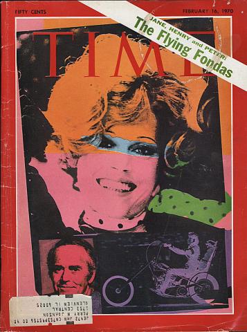 Time Magazine February 16, 1970