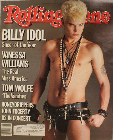 Rolling Stone Magazine January 31, 1985