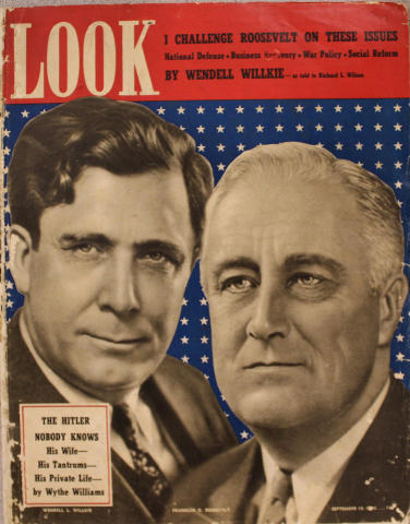 LOOK Magazine September 10, 1940
