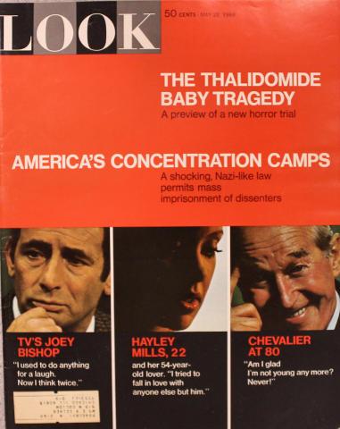 LOOK Magazine May 28, 1968