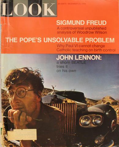 LOOK Magazine December 13, 1966