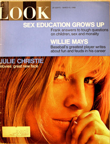 LOOK Magazine March 8, 1966