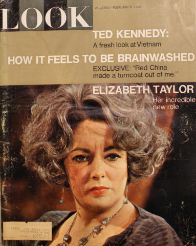LOOK Magazine February 8, 1966