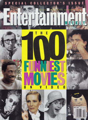 Entertainment Weekly October 16, 1992