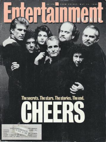 Entertainment Weekly May 14, 1993