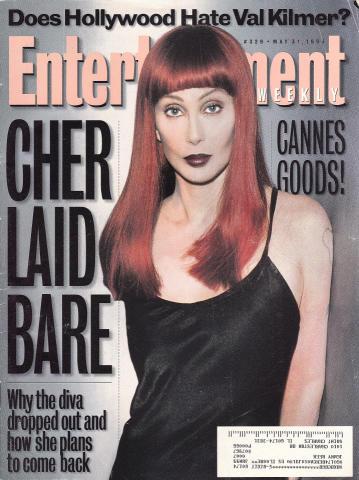 Entertainment Weekly May 31, 1996