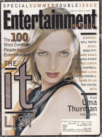 Entertainment Weekly June 27, 1997