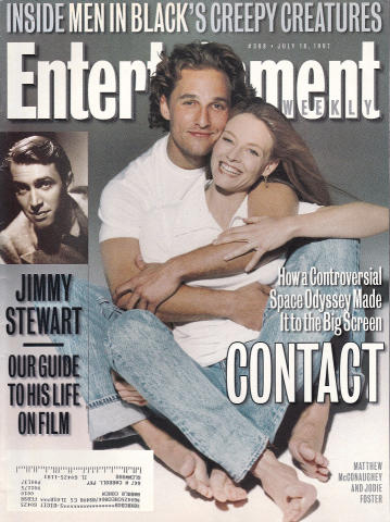 Entertainment Weekly July 18, 1997